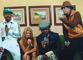 Black Eyed Peas, American Music Awards