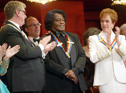 James Brown at the Kennedy Center honors