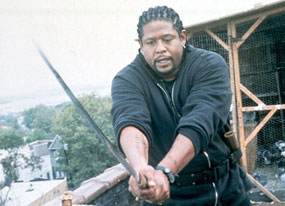 Ghost Dog: Forest Whitaker