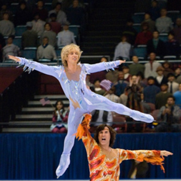 Will Ferrell Amp Jon Heder Ice Dancing From Hollywood S