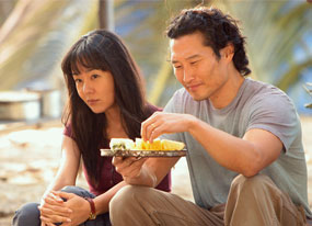 Lost: Daniel Dae Kim, Yunjin Kim