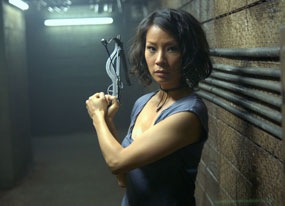 Rise: Blood Hunter: Lucy Liu