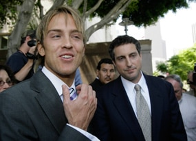 Larry Birkhead, Howard K. Stern