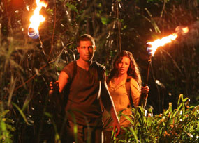 Matthew Fox, Evangeline Lilly, Lost