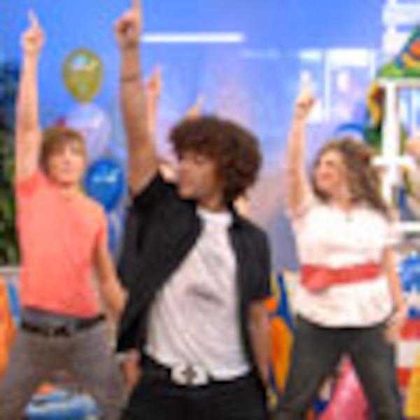 High School Musical 2 Big 2 B Ignored