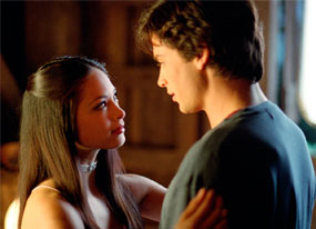 Kristin Kreuk, Tom Welling, Smallville