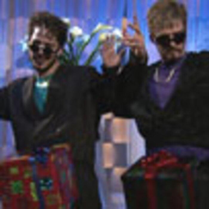 Justin Timberlake, Andy Samberg, Dick in a Box