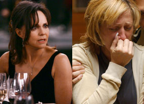 Sally Field, Edie Falco, Brothers & Sisters, The Sopranos
