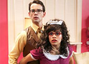 Christopher Gorham, America Ferrera, Ugly Betty
