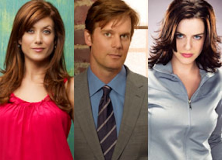 Kate Walsh (Private Practice), Peter Krause (Dirty Sexy Money), Michelle Ryan (Bionic Woman)