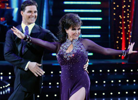 Marie Osmond, Dancing with the Stars