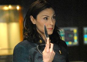 Michelle Forbes, Battlestar Galactica's Razor