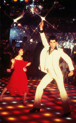 Saturday Night Fever: John Travolta