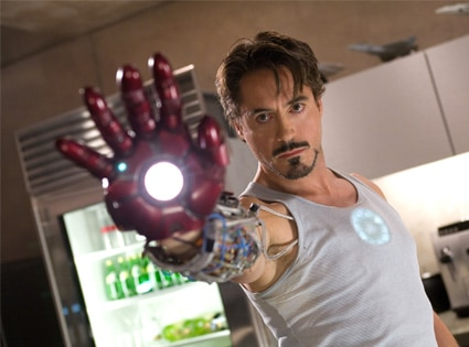 Iron Man: Robert Downey Jr.