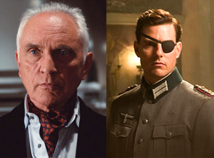 Terrence Stamp (Get Smart), Tom Cruise (Valkyrie)