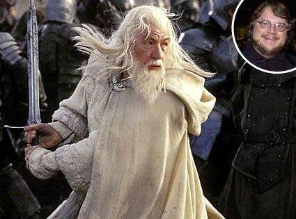 Ian McKellen, Guillermo del Toro