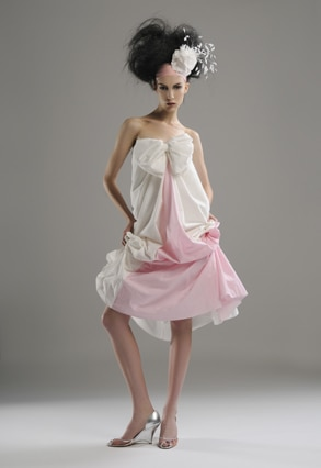 Arthur Mendoca, White Cashmere Collection 2008