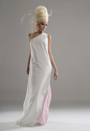 Joeffer Caoc, White Cashmere Collection 2008