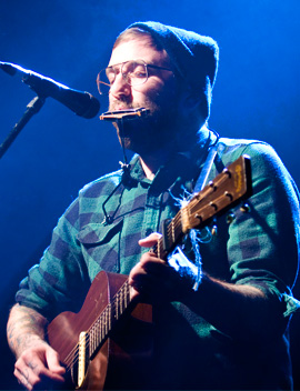 City and Colour, Casby Awards 2008