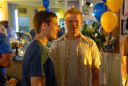 Zach Gilford, Jesse Plemons, Friday Night Lights