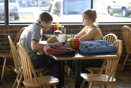 Zach Gilford, Aimee Teegarden, Friday Night Lights