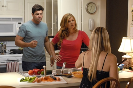 Kyle Chandler, Connie Britton, Aimee Teegarden, Friday Night Lights