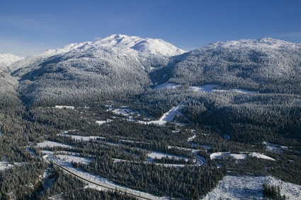 Whistler Park, Vancouver 2010 Olympics
