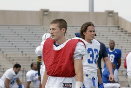 Zach Gilford, Taylor Kitsch, Friday Night Lights