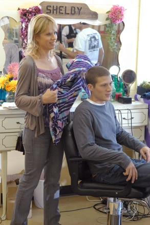 Kim Dickens, Zach Gilford, Friday Night Lights
