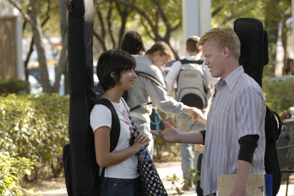 Stephanie Hunt, Jesse Plemons, Friday Night Lights