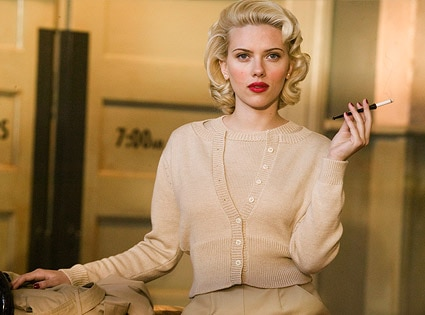 Scarlett Johansson, The Black Dahlia