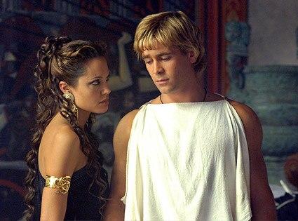Angelina Jolie, Alexander