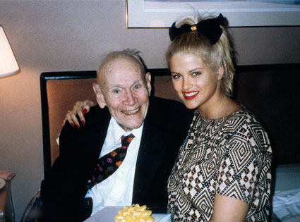 Anna Nicole Smith, Marshall
