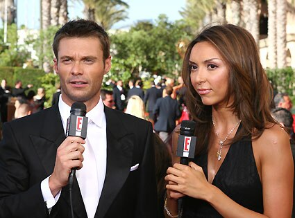 Live From The Red Carpet, Gallery, Ryan, Seacrest, Giuliana, Depandi, 2