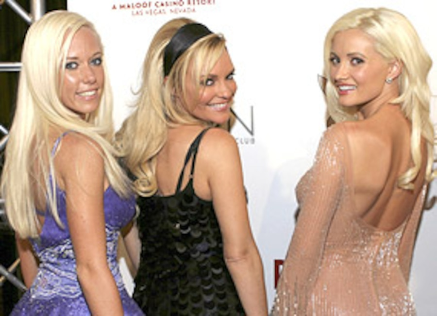 Kendra Wilkinson, Bridget Marquardt, and Holly Madison