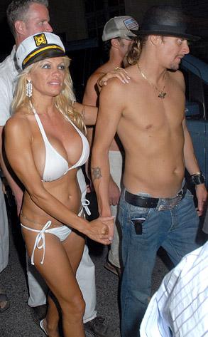 Pamela Anderson & Kid Rock from Bitter Matrimony