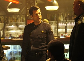 Battlestar Galactica, Jamie Bamber