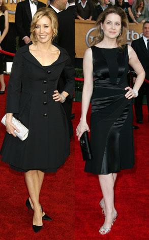 Felicity Huffman, Jenna Fischer