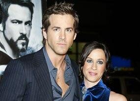Ryan Reynolds, Alanis Morissette