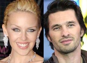Kylie Minogue, Olivier Martinez