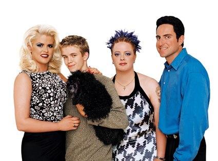 Anna Nicole Smith, Daniel, Kim, Howard K. Stern