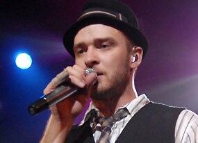 Justin Timberlake Avalon