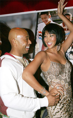 Russell Simmons, Kimora Lee Simmons