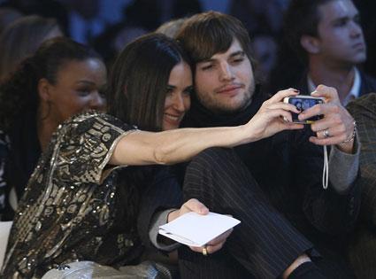 Demi Moore, Ashton Kutcher