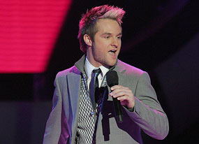 Blake Lewis, American Idol Finalist