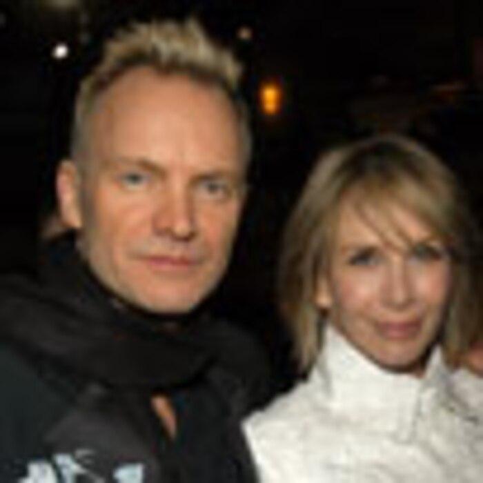 Sting, Trudie Styler
