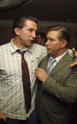 William Baldwin, Stephen Baldwin