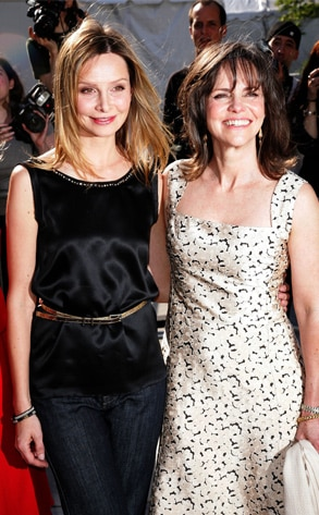 Calista Flockhart, Sally Field
