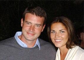 Scott Foley, Marika Dominczyk