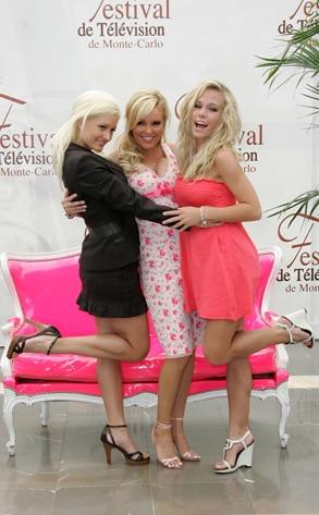 Holly Madison, Bridget Marquart, Kendra Wilkinson